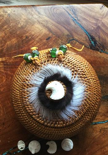 Sphere Grass Basket