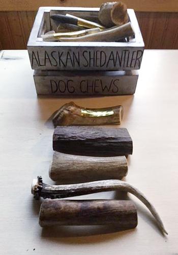 Alaskan Antler Dog Chews