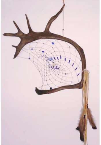 Antler Dream Catcher 40 Alaskan Reflections Simple Alaskan Dream Catcher