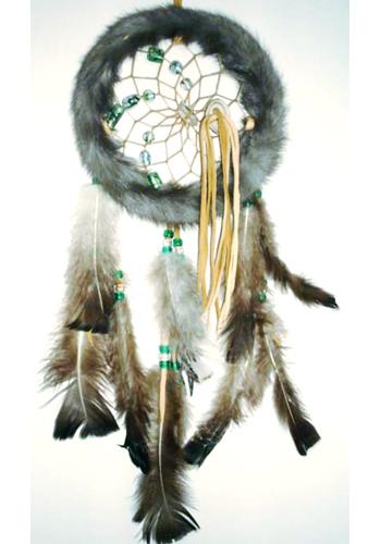 40 Fur Dream Catcher Mink Alaskan Reflections Stunning Alaskan Dream Catcher