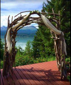 Kenai Lake the home of Alaskan Reflections.